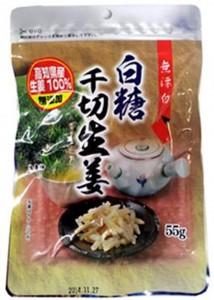 17-1白糖千切生姜