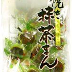 安井(株) 焼き抹茶まん 150g