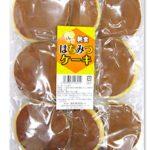 安井(株) 朝食はちみつケーキ 9個・20個