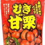 安井(株) むき甘栗 120g